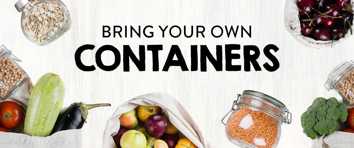Bring Your Own Containers